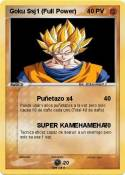 Goku Ssj1 (Full