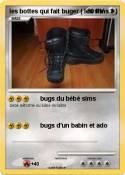les bottes qui