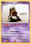 minion's'creed
