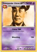 Commander China
