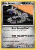 Robo Raquaza