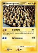 Minion Army