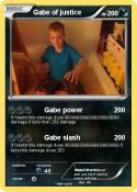 Gabe of justice