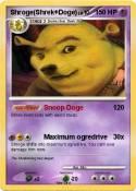 Shroge(Shrek+Doge)