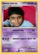 ashmit 2504 kid