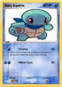 Baby Squirtle