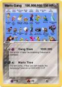 Mario Gang