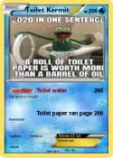 Toilet Kermit
