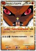 Naruto's Kurama