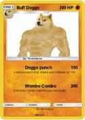 Buff Doggo