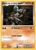 clone rex et