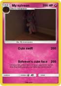 My sylveon