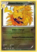 Dragon Pikachu