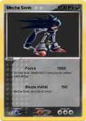 Mecha Sonic 1