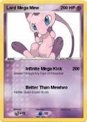 Lord Mega Mew