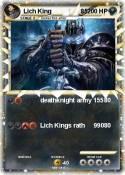 Lich King 85