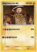 king henry the