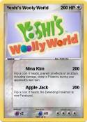 Yoshi's Wooly