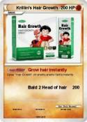 Krillin's Hair