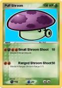 Puff Shroom