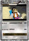 Minecraft PSY