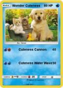 Wonder Cuteness