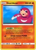 Dead Meme
