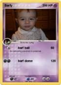 Barfy