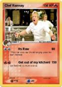 Chef Ramsay