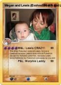 Megan and Lewis