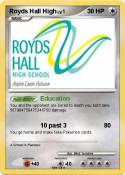 Royds Hall High
