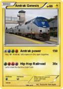Amtrak Genesis