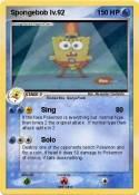 Spongebob lv.92