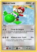 Mario et Yoshi