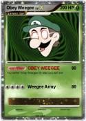 Obey Weegee