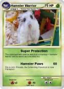 Hamster Warrior