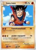 Goku base