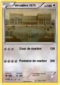 Versailles 1675