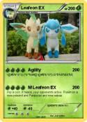 Leafeon EX