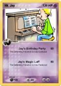 Mr. Jay