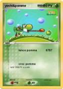 yoshi&pomme