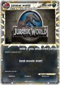jurasac world