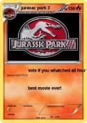 jurasac park 3