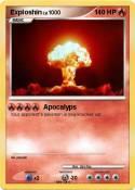 Exploshin
