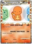 Pokémon is my