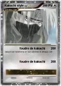 Kakachi style