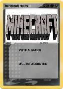 minecraft rocks