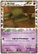 Mr.Chair