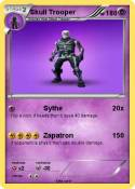 Pokemon This is skull trooper coming at ya