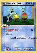 squidward the